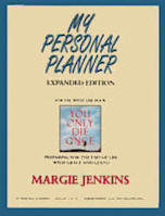 My Personal Planner by Margie Jenkins
